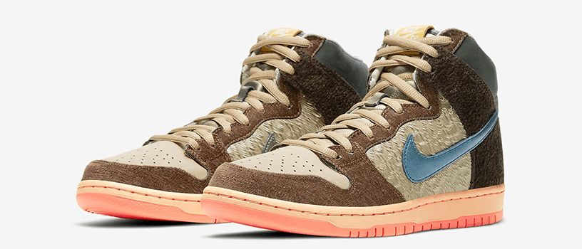 "【11月28日(土)】NIKE SB DUNK HIGH x CONCEPTS ""TurDUNKen"""