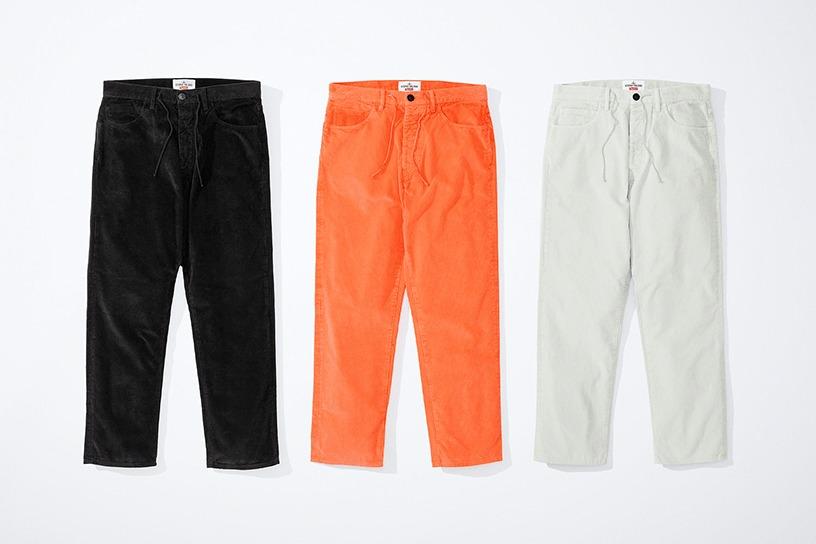 Supreme®/Stone Island® Corduroy Pant