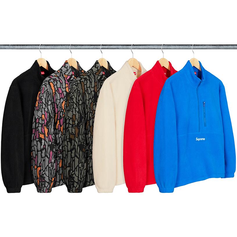 Polartec® Half Zip Pullover