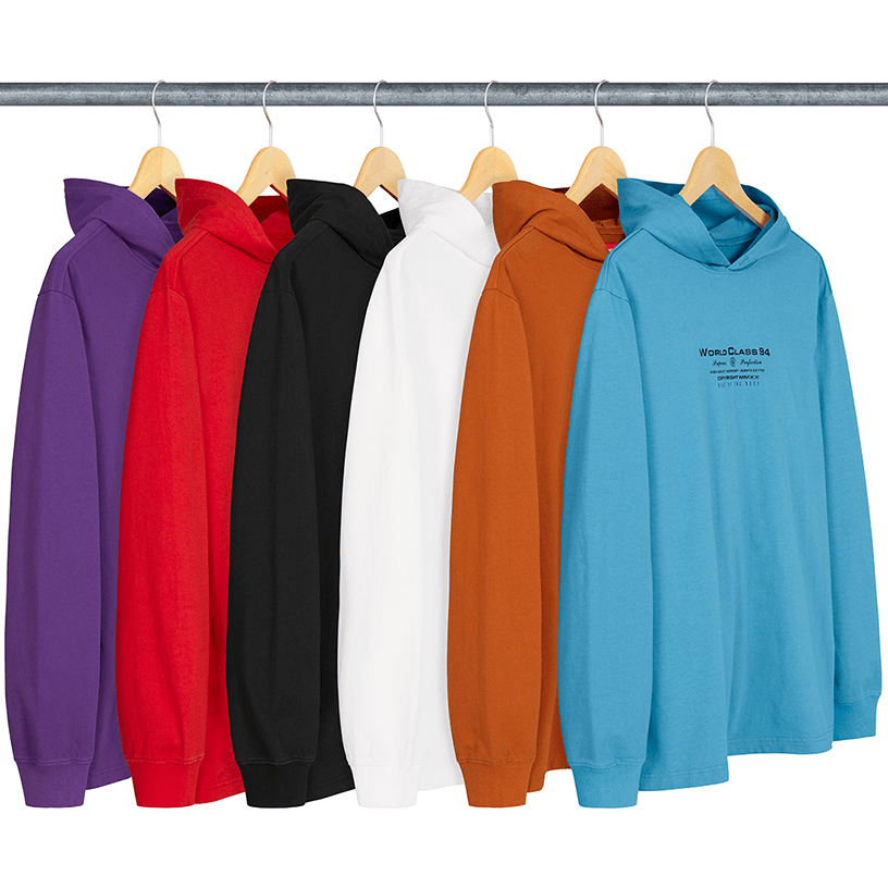 Best Of The Best Hooded L/S Top