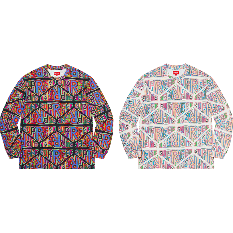 Perspective L/S Top