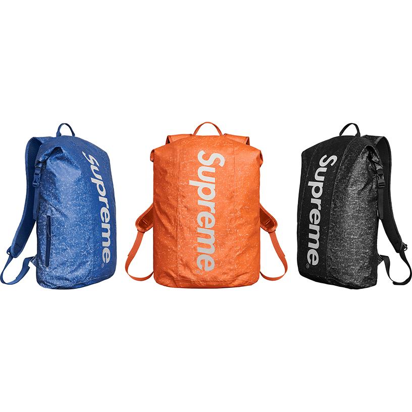 Waterproof Reflective Speckled Backpack