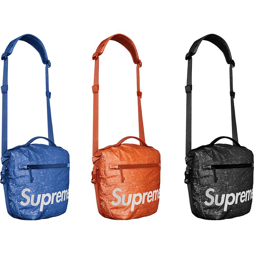 Waterproof Reflective Speckled Waist Bag