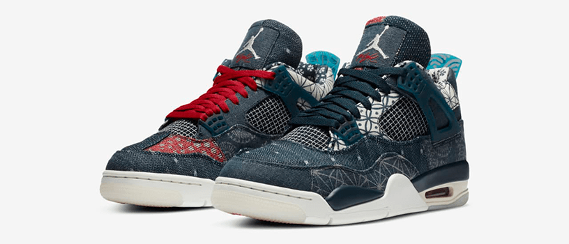 "【12月1日(火)】NIKE AIR JORDAN 4 RETRO SE ""DEEP OCEAN"""
