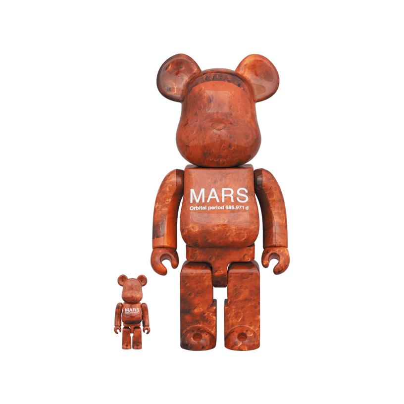 MARS BE@RBRICK 100% & 400% 13,200円(税込)