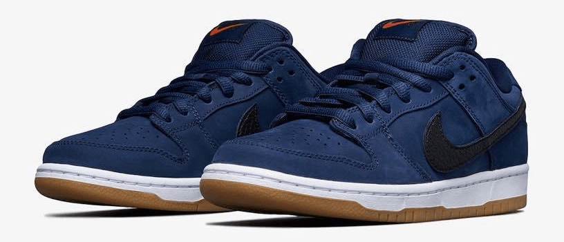 "【12月1日(火)】NIKE SB ORANGE LABEL ""OBSIDIAN"" PACK"