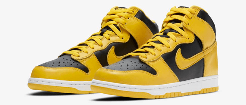 "【12月9日(水)】NIKE DUNK HIGH SP ""VARSITY MAIZE"""