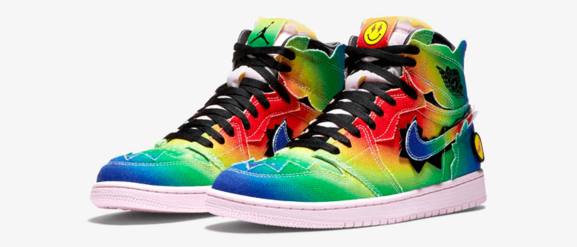 "【12月8日(火)】NIKE AIR JORDAN 1 HIGH OG ""J. BALVIN"""