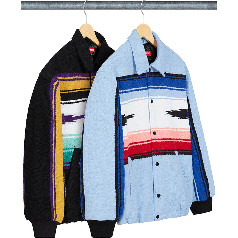 Tlaxcala Blanket Jacket
