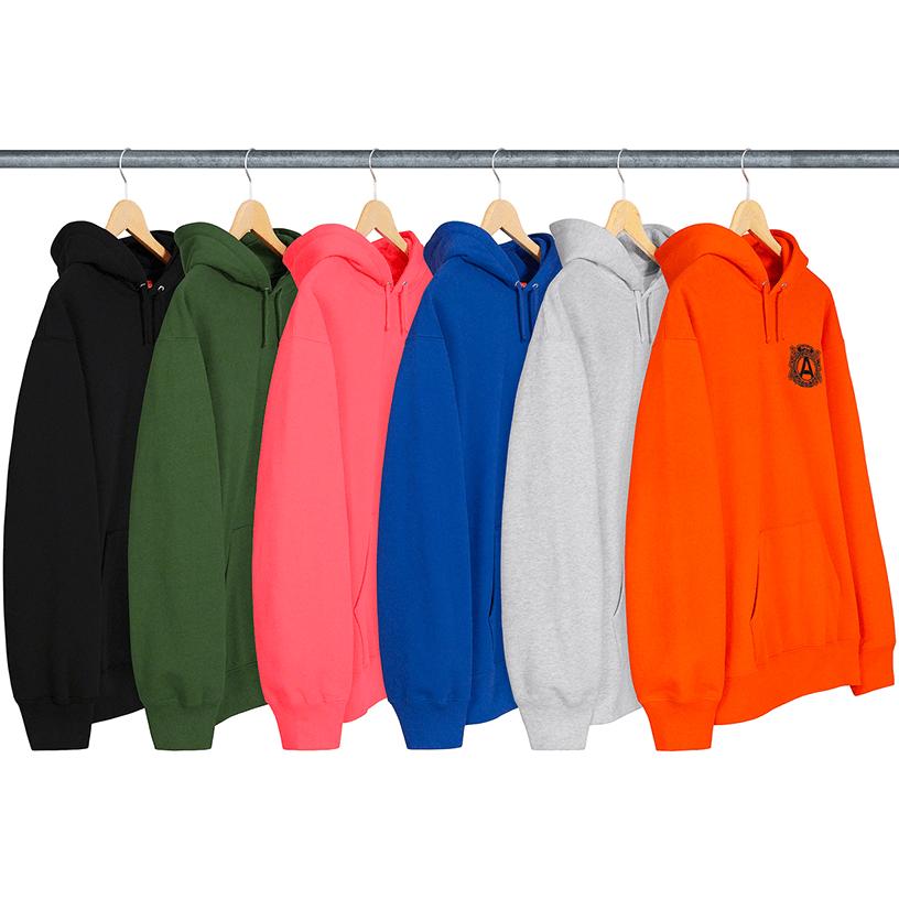 Anti Hooded Sweatshirt
