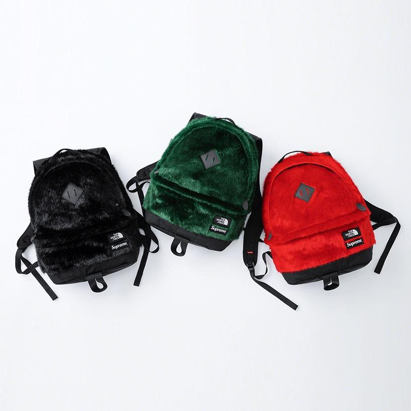 Supreme®/The North Face® Faux Fur Waist Bag
