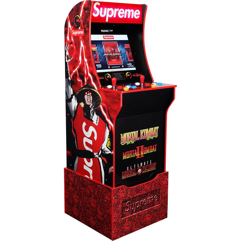 Supreme®/Mortal Kombat Arcade Game
