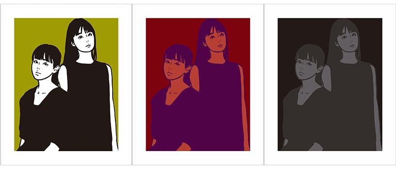 【抽選:12月14日(月)20時まで】KYNE 版画3種