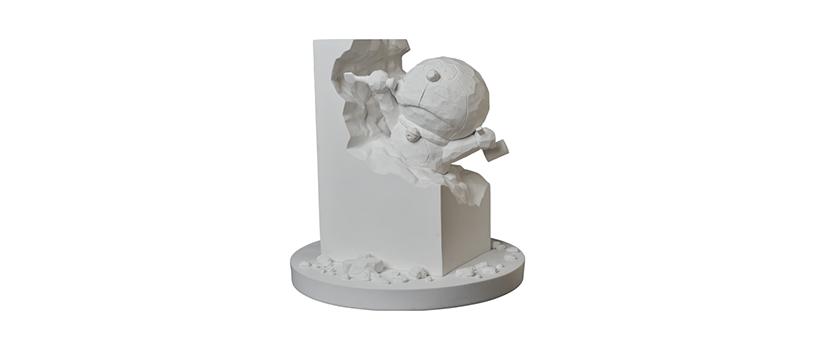 【2021年1月30日(土)~】彫刻家ドラえもん White Ver.