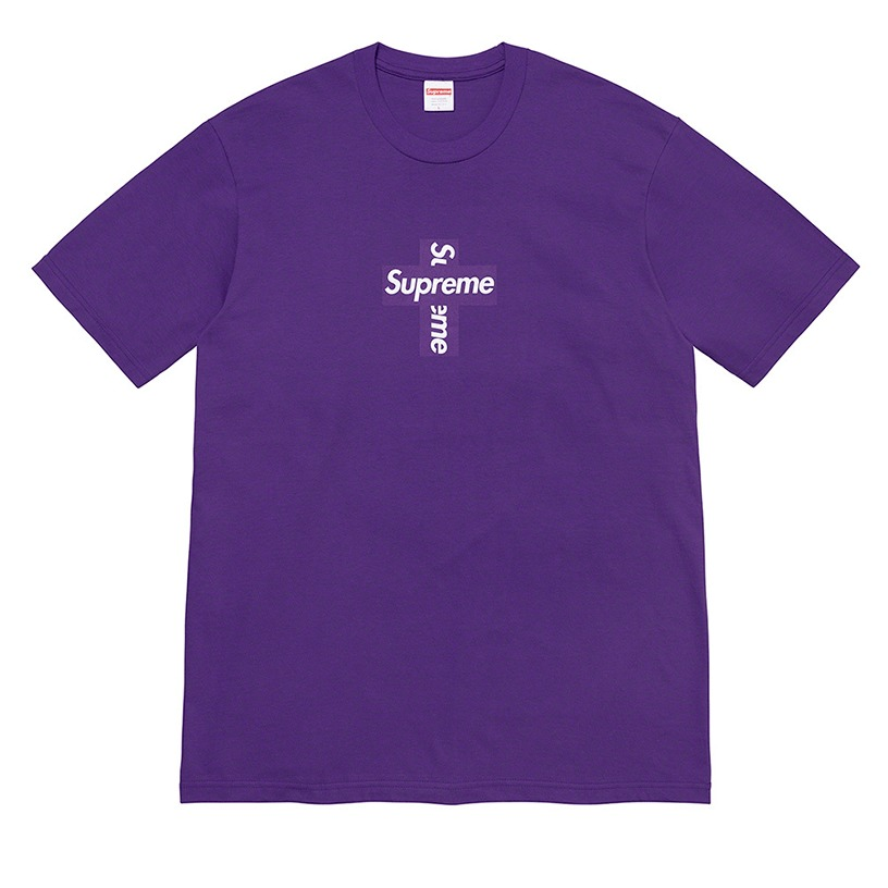 Cross Box Logo Tee