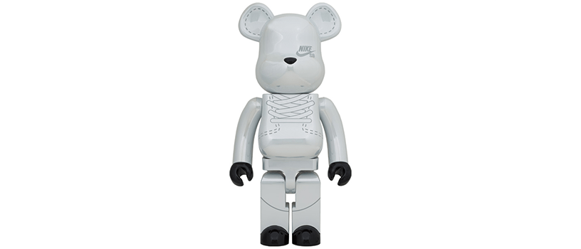 【12月26日(土)12時~】BE@RBRICK NIKE SB 2020 WHITE