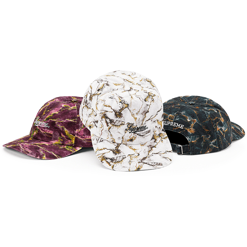 Marble 6-Panel