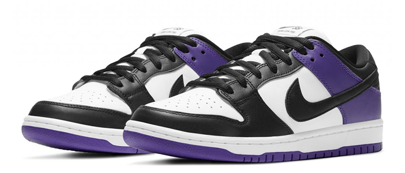"【海外抽選】NIKE SB DUNK LOW PRO ""COURT PURPLE"""
