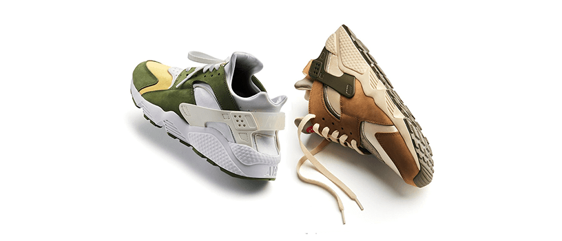【2月18日(木)】NIKE AIR HUARACHE FOR STÜSSY