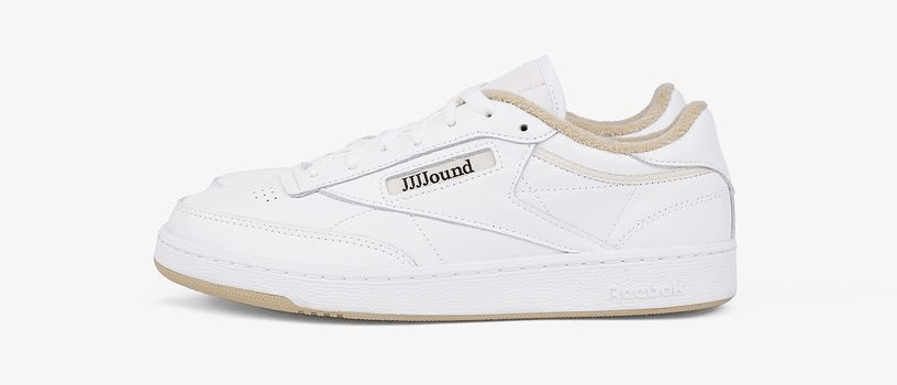 【発売中止】REEBOK CLUB C 85 × JJJJOUND