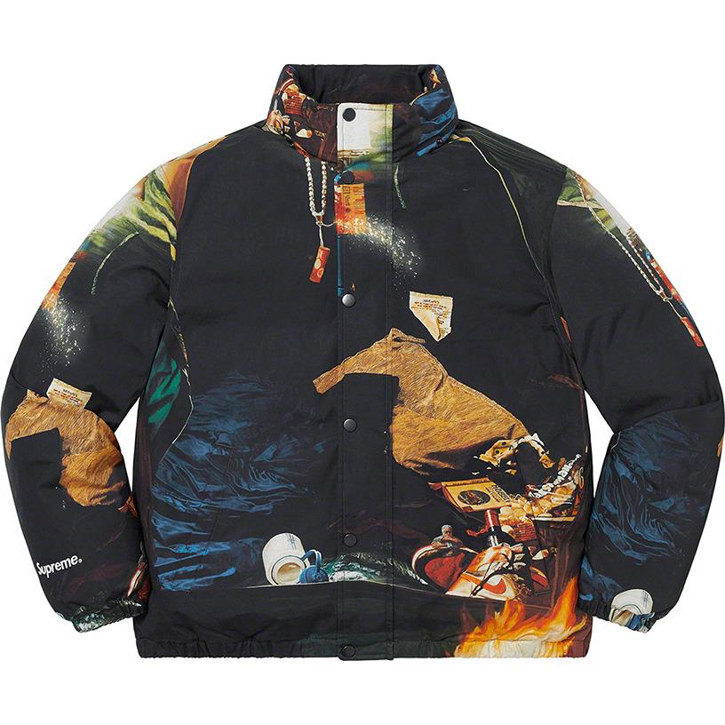 Firecracker Down Jacket