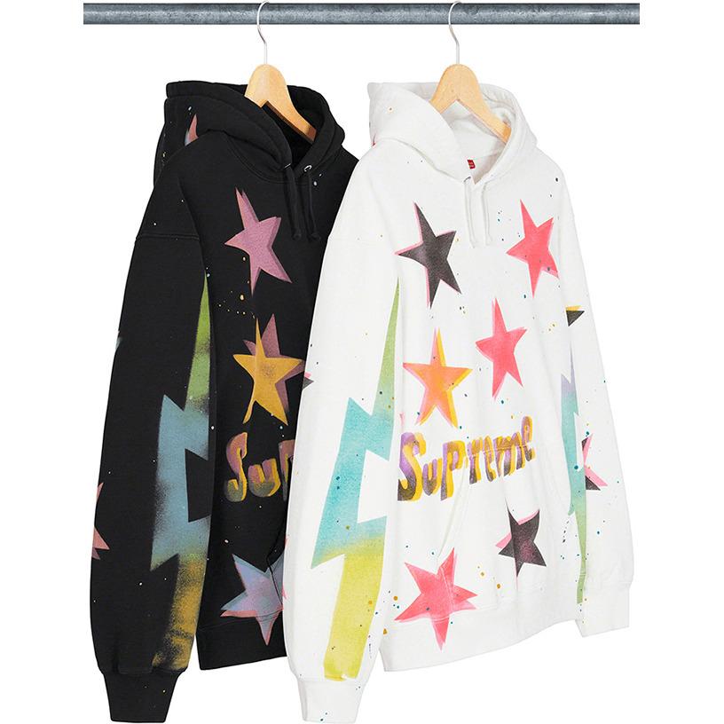 Gonz Stars Hooded Sweatshirt