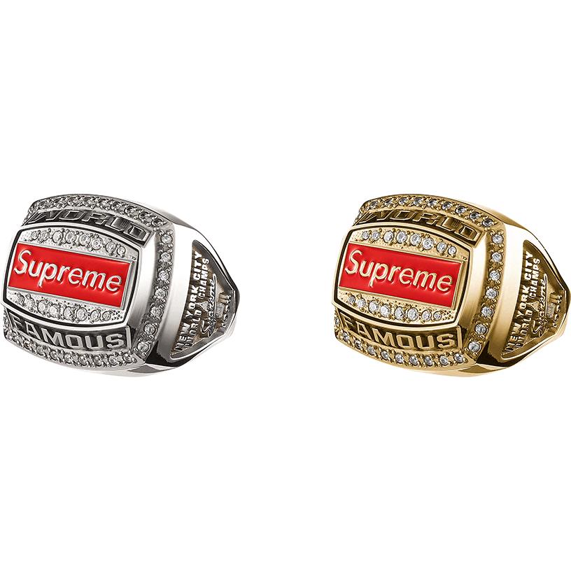Supreme®/Jostens World Famous Champion Ring