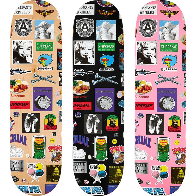 Stickers Skateboard