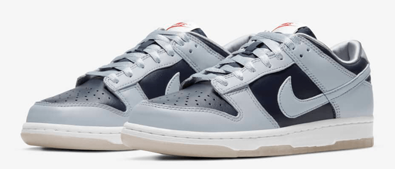 "【3月12日(金)12時~】NIKE WMNS DUNK LOW SP ""COLLEGE NAVY"""