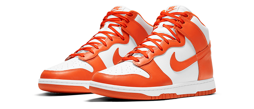 "【3月5日(金)】NIKE DUNK HIGH ""SYRACUSE"""