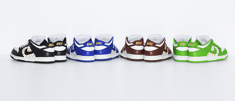 【3月6日(土)】Supreme x NIKE SB DUNK LOW 2021SS Week2