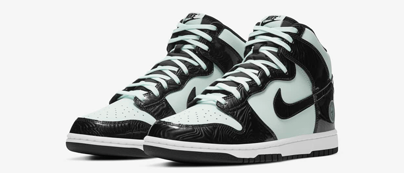 "【3月9日(火)】NIKE DUNK HIGH ALL-STAR ""BARELY GREEN"""