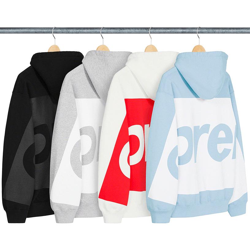 Big Logo Hooded Sweatshirt