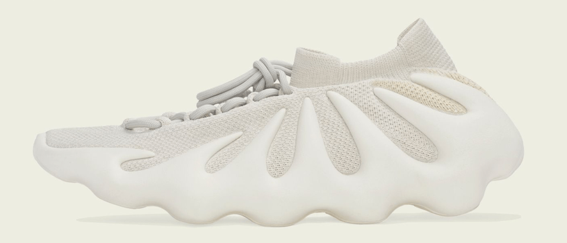 "【3月6日(土)】adidas YEEZY 450 ""CLOUD WHITE"""