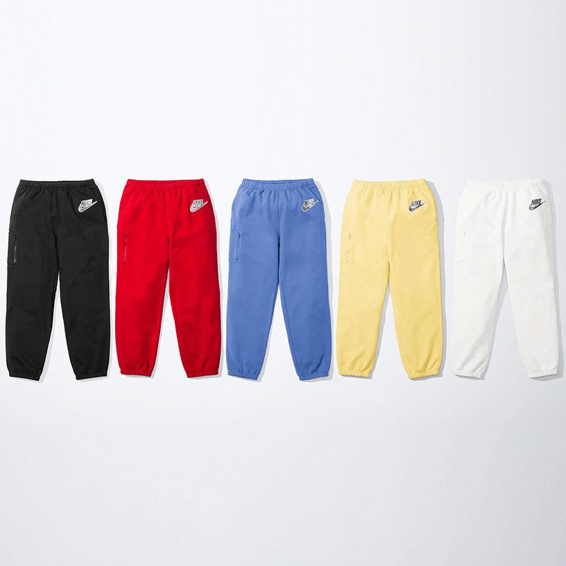 Supreme®/Nike® Cargo Sweatpant