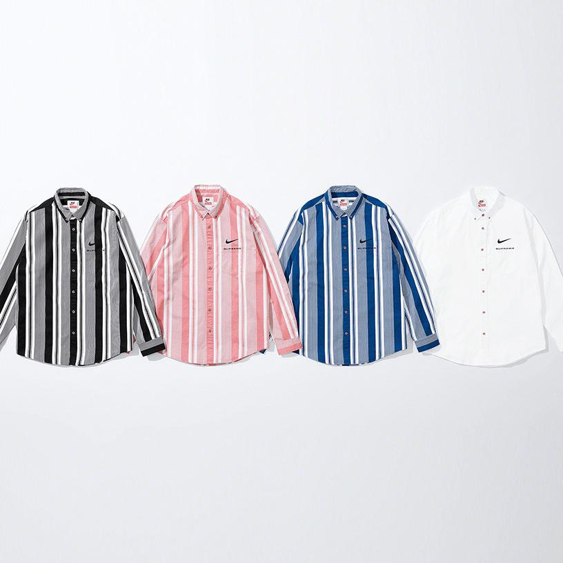 Supreme®/Nike® Cotton Twill Shirt