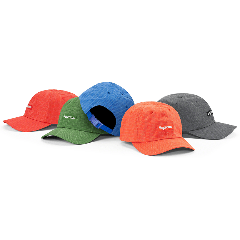 Faded Ripstop 6-Panel