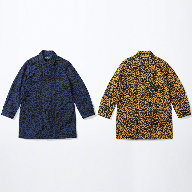 Supreme®/HYSTERIC GLAMOUR Leopard Trench