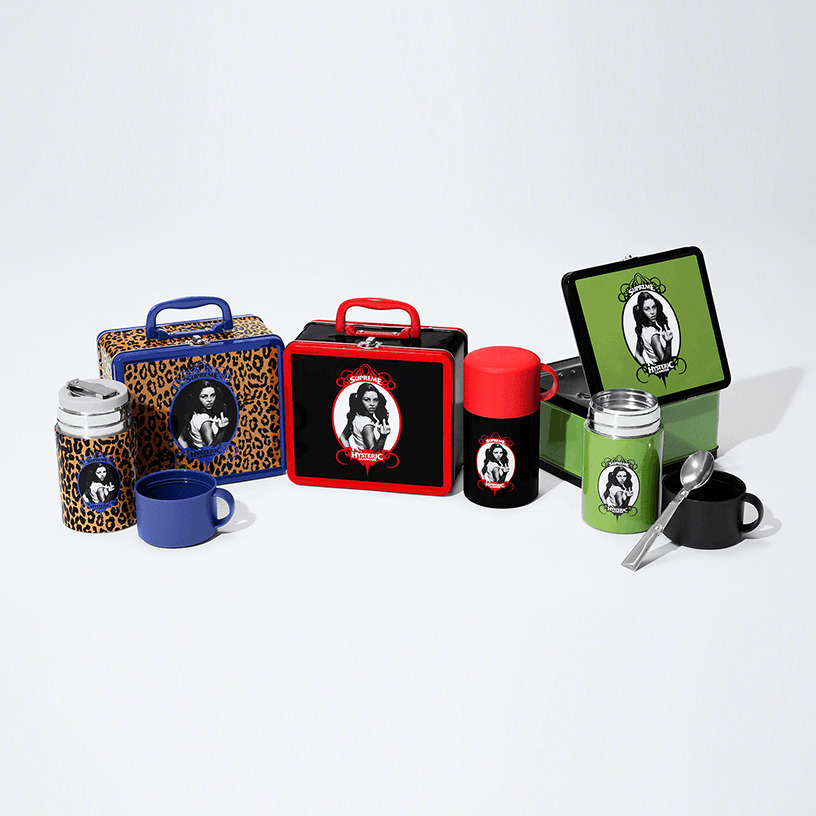Supreme®/HYSTERIC GLAMOUR Lunchbox Set