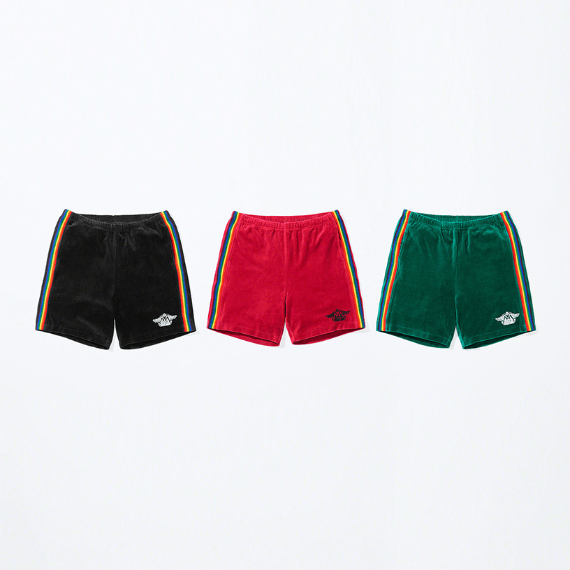 Supreme®/HYSTERIC GLAMOUR Velour Short