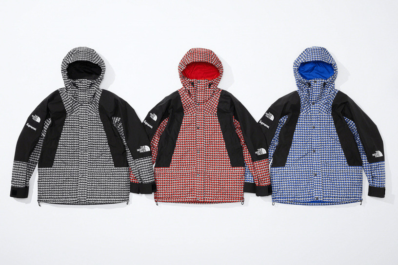 Supreme®/The North Face® Studded Mountain Light Jacket