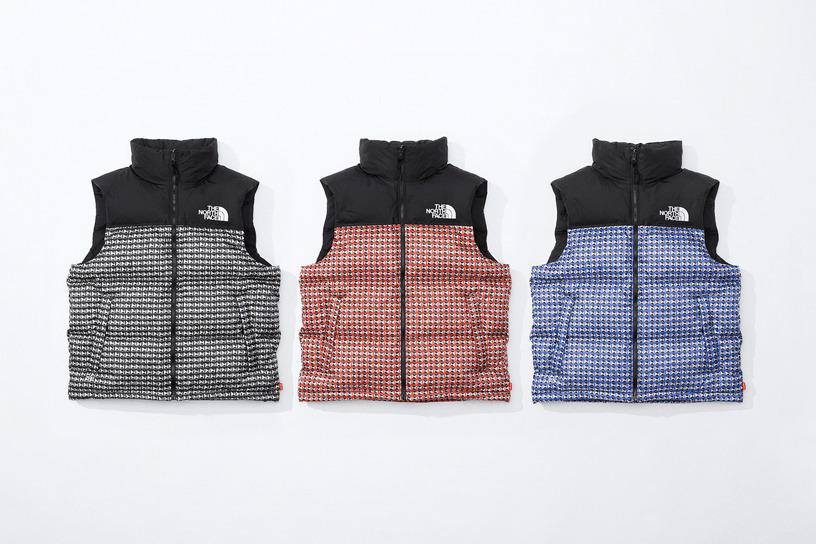 Supreme®/The North Face® Studded Nuptse Vest