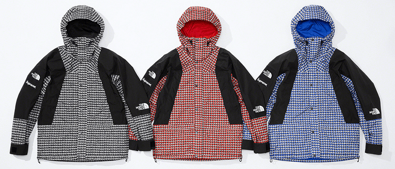 【3月27日(土)】Supreme x THE NORTH FACE 2021SS Week5