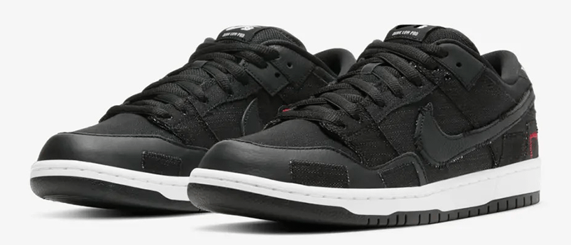 "【抽選:4月2日(金)7時~】NIKE SB DUNK LOW x VERDY ""WASTED YOUTH"""