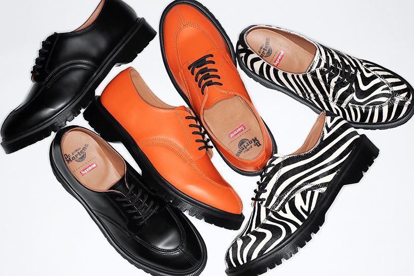 Supreme®/Dr. Martens  Split Toe 5-Eye Shoe