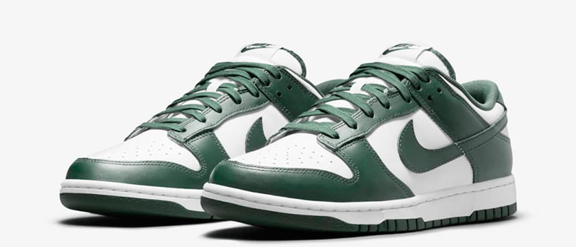 【抽選:4月30日(金)まで】NIKE DUNK LOW & NIKE DUNK HIGH 3 MODEL