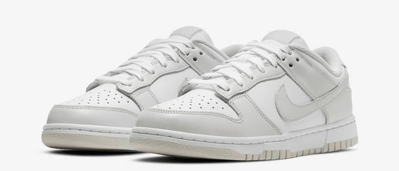【4月16日(金)】NIKE DUNK LOW & NIKE DUNK HIGH 3 MODEL