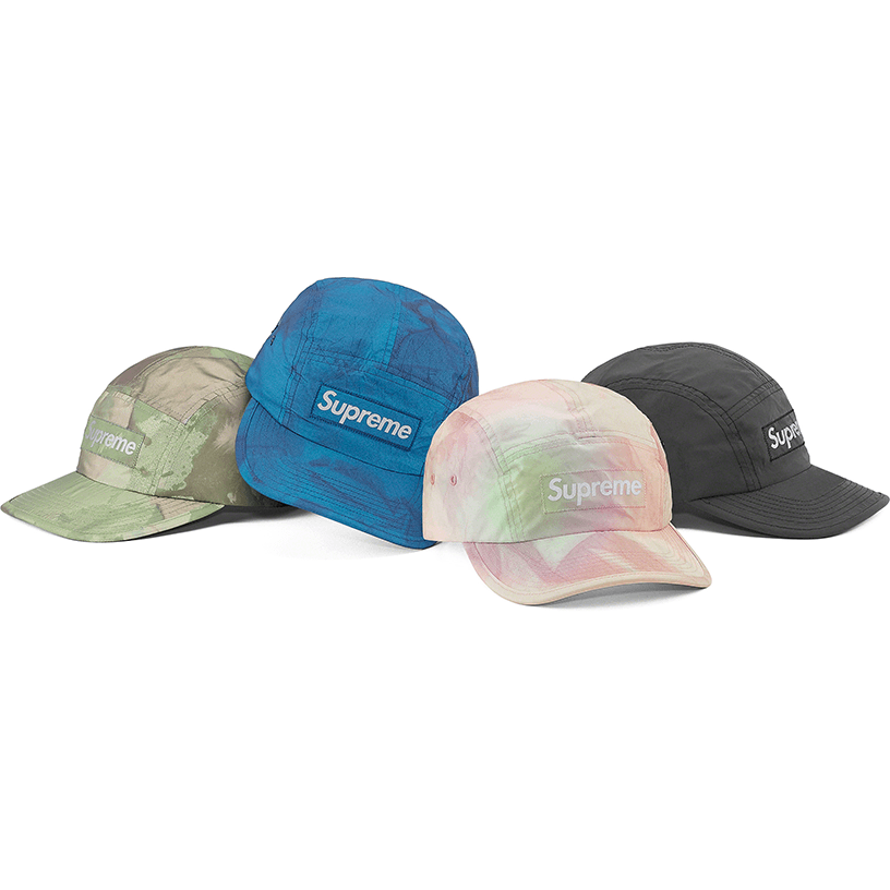 Reflective Dyed Camp Cap