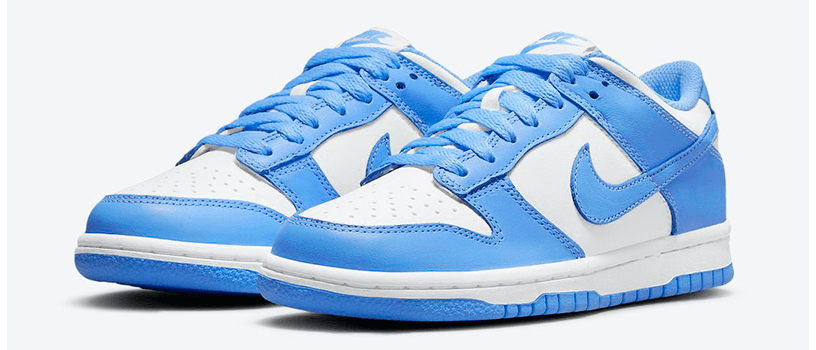 "【5月3日(月)~】NIKE DUNK LOW RETRO ""UNIVERSITY BLUE"""
