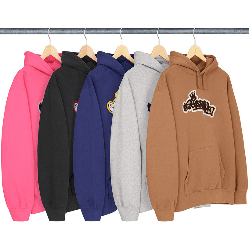 Handstyle Hooded Sweatshirt